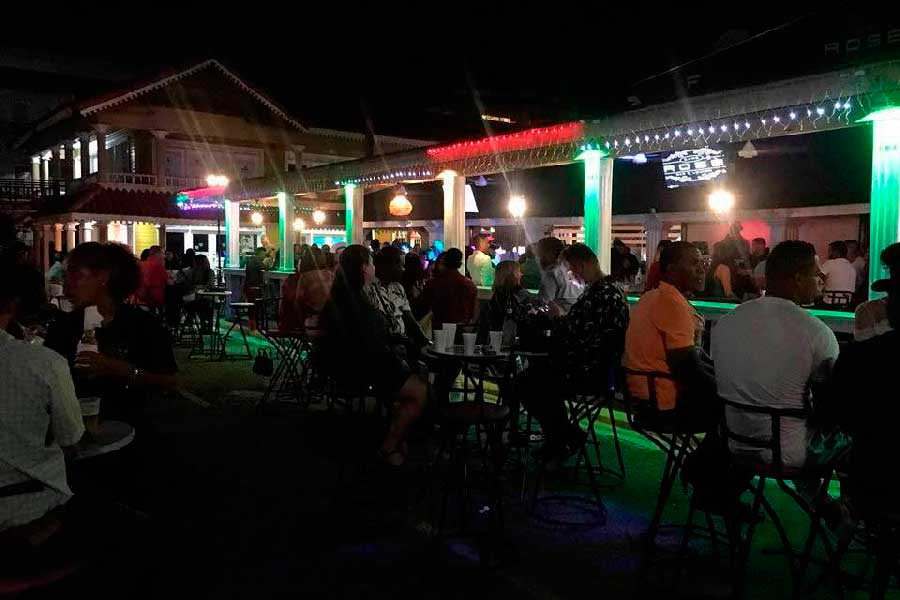 Disco Club Local Punta Cana, activities
