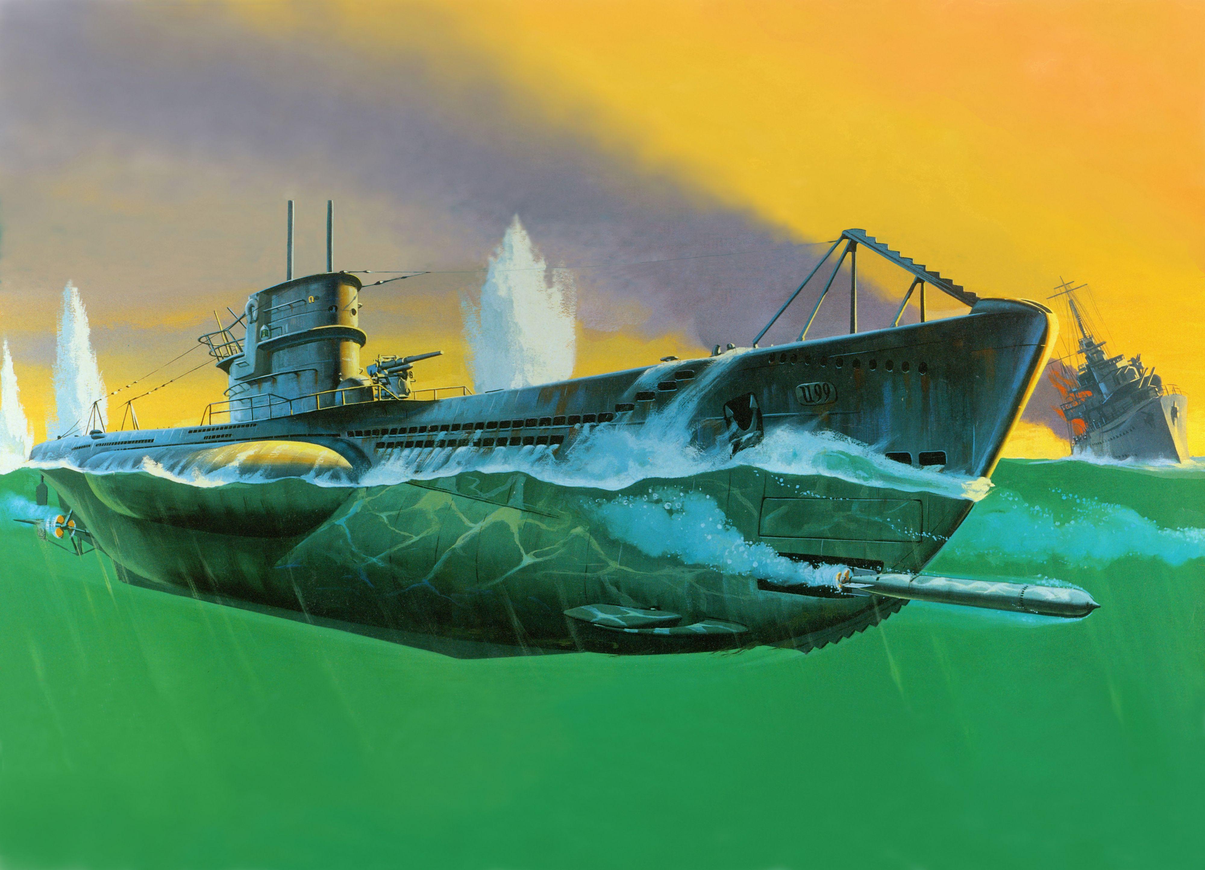 Submarino S01