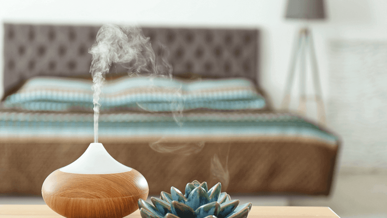 Essential Oils & Your Sleep