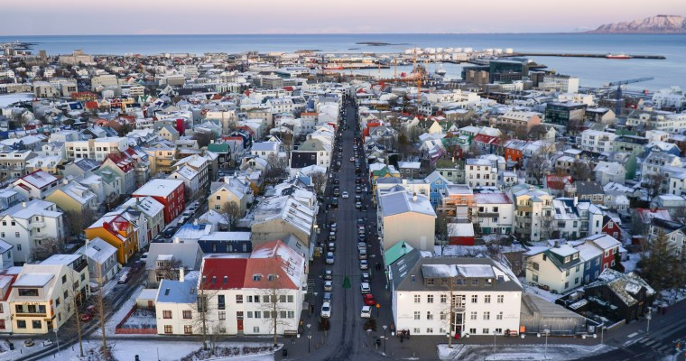 How to spend 4 days in Reykjavik Iceland