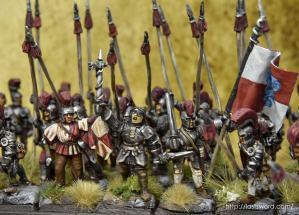 Compañia-Alcatani-Fellowship-Mercenarios-Dogs-War-Warhammer-Fantasy-Pikerman-Piqueros-02