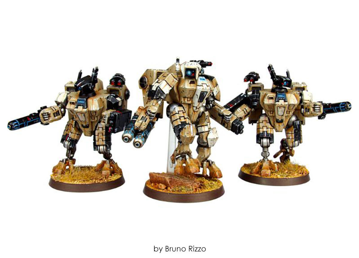 Empire-Ejercito-Tau-Bruno-Rizzo-Warhammer 40000-40k-XV8-Crisis-03