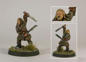 Thorin-compañía-company-escudo-roble-oakenshield-Hobbit-Fili