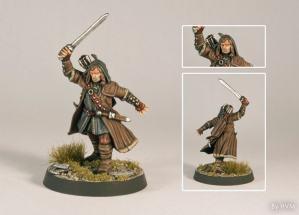 Thorin-compañía-company-escudo-roble-oakenshield-Hobbit-Kili