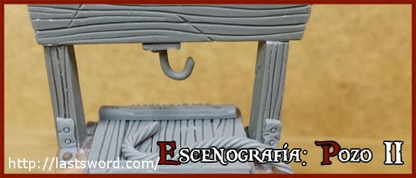 Pozo-Water-Well-Clay-Sculpey