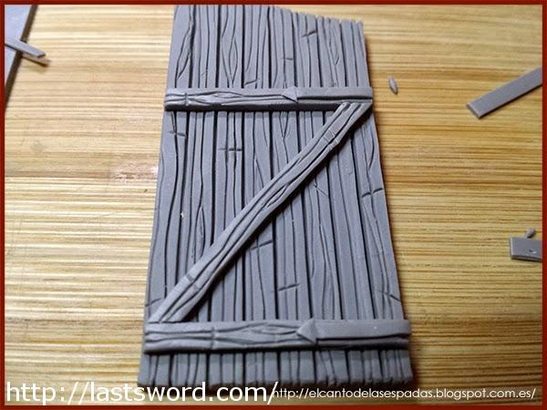 Gate-Sculpey-Madera-Wood-Puerta