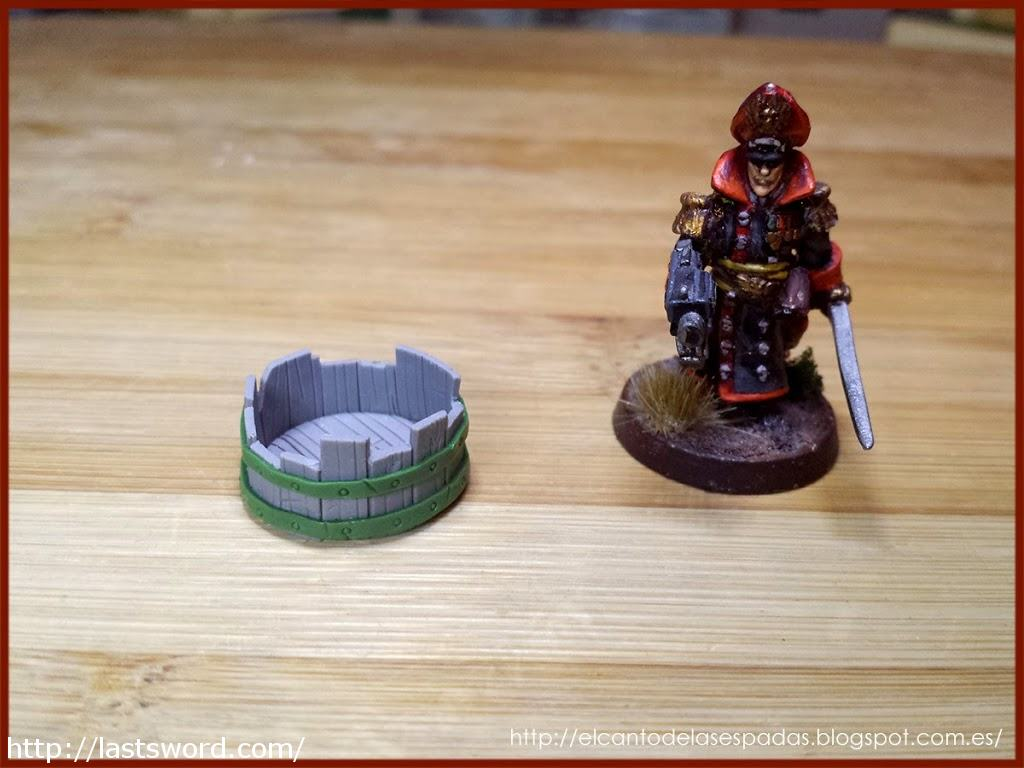 Bucket-cubo-Comissar-Warhammer-green