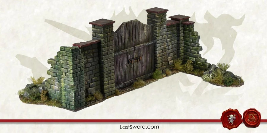 Shop-galery-wooden-gate-stone-walls-02