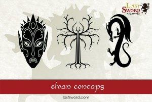 Heraldy-Elf-Elven-Lords-Swordmen-Spearmen-Concept-Warhammer-01