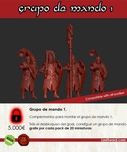 Kickstarter-Elven-Miniatures-Command-spanish