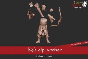 Ulthuan-Archer-Elf-Elven-Lords-Kickstarter-Warhammer-05