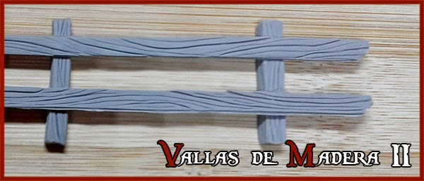 Super-Sculpey-Firm-Portada-Valla-Madera-Wooden-Fence-Warhammer-Scenery-Escenografia-Wargames