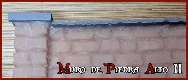 SuperSculpey-Clay-P-Columna-Pillar-Piedra-Muro-alto-Wall-High-Stone-Wargames-Warhammer-Escenografia-Scenery-Bolt-FOW