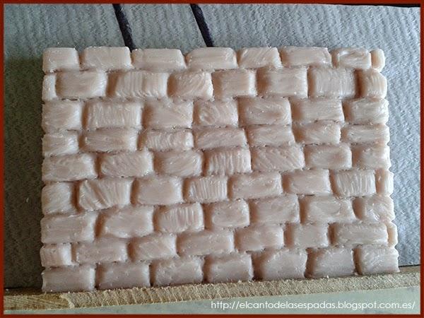 Piedra-Muro-alto-Valla-Fence-Wall-High-Stone-Wargames-Warhammer-Escenografia-Scenery-Bolt-FOW-06-Sculpersculpey-Clay-Masilla