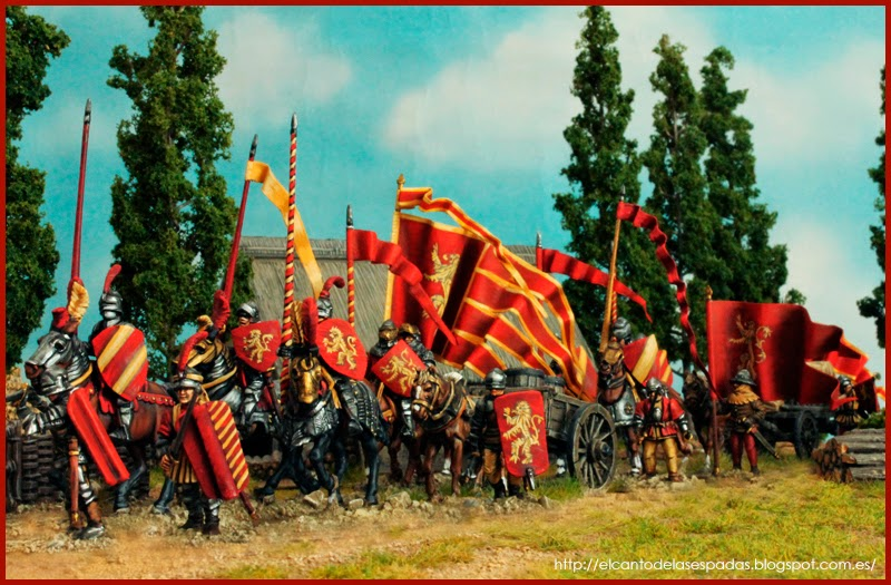 Lannister-juego-tronos-game-trones-wargame-saga-perry-miniatures-caballeros-kigths