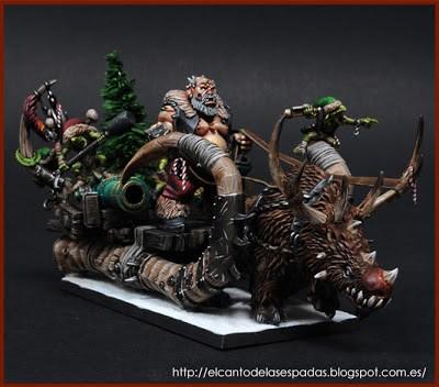 Ogro-Navidad-Claus-Trineo