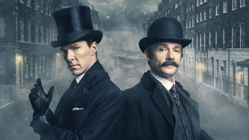 смотреть онлайн четвертый сезон сериала Шерлок. все серии