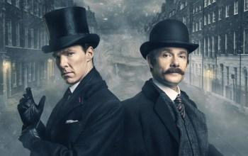 Четвертый сезон сериала «Шерлок» смотреть трейлер онлайн