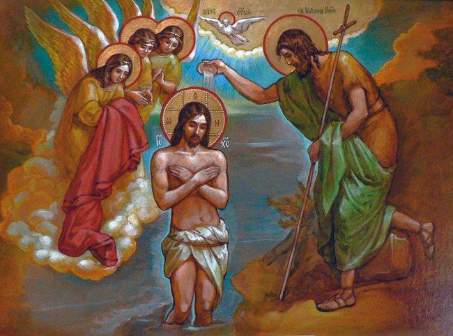 крещение, крещение россия, крещение купание в проруби