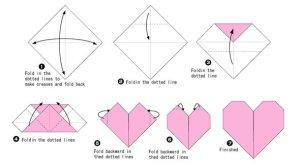 сделать конверт-сердце, как сделать конверт своими руками, конверт в виде сердца, сделать конверт в виде сердца на день святого валентина