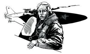Виктор Талалихин герой ВОВ, герои Великой Отечественной войны, подвиги Великой отечественной войны, герои Второй Мировой войны, советские летчики ВОВ, летчики Вторая мировая война