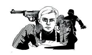 Зина Портнова герой ВОВ, герои Великой Отечественной войны, подвиги Великой отечественной войны, герои Второй Мировой войны