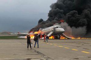 Авиакатастрофа в Шереметьево 5 мая, Авиакатастрофа в Шереметьево 2019, Авиакатастрофа в Шереметьево фото, Авиакатастрофа в Шереметьево видео