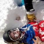 В Альпах лыжник спас девушку