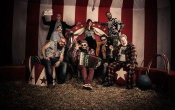 Чехословакия — новый альбом группы Голос Омерики