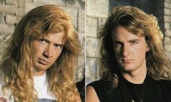 Уволенный басист Megadeth будет мстить за слив нюдсов в суде