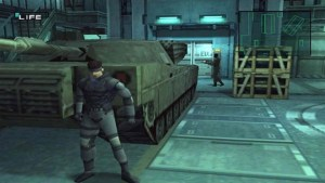 MGS revolutionized stealth gameplay and took gaming to a downright artistic new level with its movie-like cutscenes.