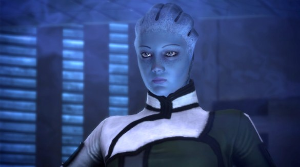 Last Token Gaming: The Liara T'Soni fan club!