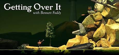 Getting Over It (or not)