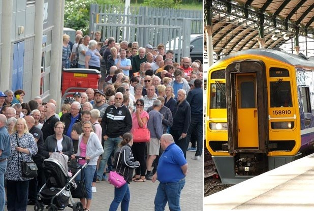 14970328 large - No extra trains for Hull FC fans returning from Doncaster Challenge Cup semi final | Hull Daily Mail