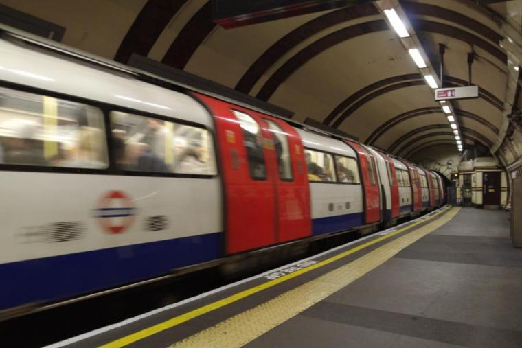 kentishtown1302a - TfL accused of failing to tell passengers about 'second Northern line' run by rival firm