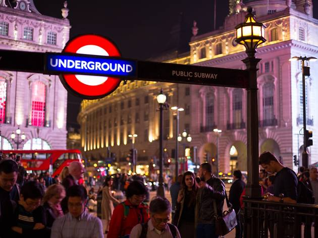 image - After-hours London - TfL's Night tube