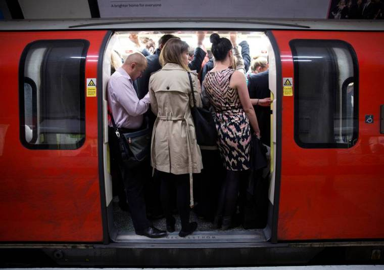 GettyImages 487280617 - TfL Tube passengers reveal biggest gripes about tourists in London: 'Selfie sticks are annoying'
