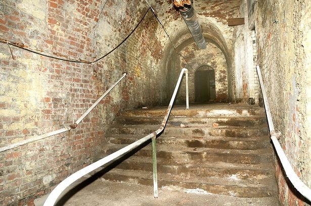 men1 1 - Underground Manchester: The tunnels, tube station shops hidden beneath the city's streets