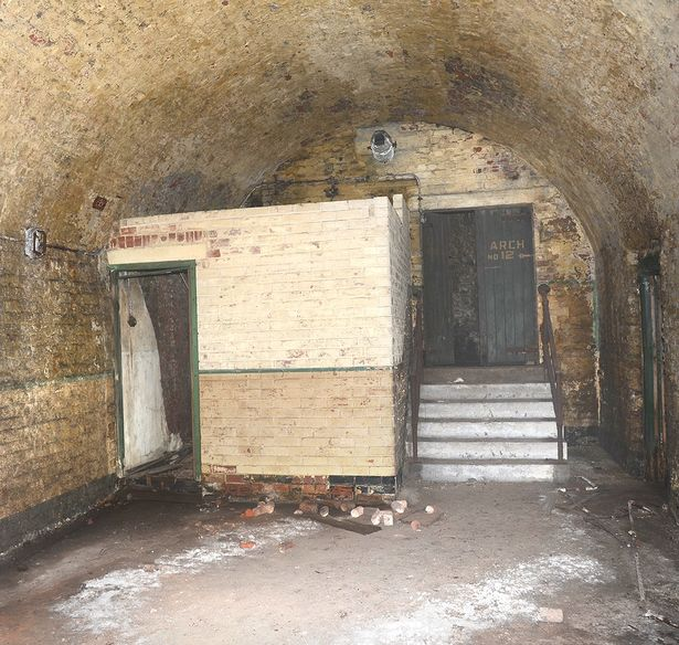 men3 1 - Underground Manchester: The tunnels, tube station shops hidden beneath the city's streets