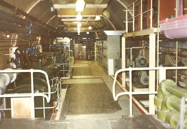 men5 - Underground Manchester: The tunnels, tube station shops hidden beneath the city's streets