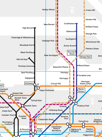 map 4 - The new London rail maps are out, and they are horrible