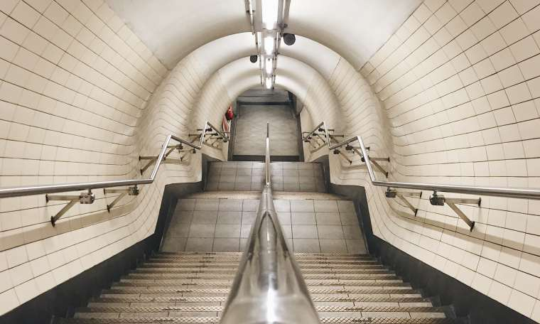 2349 1024x614 - Symmetry and serenity in the London Underground – in pictures