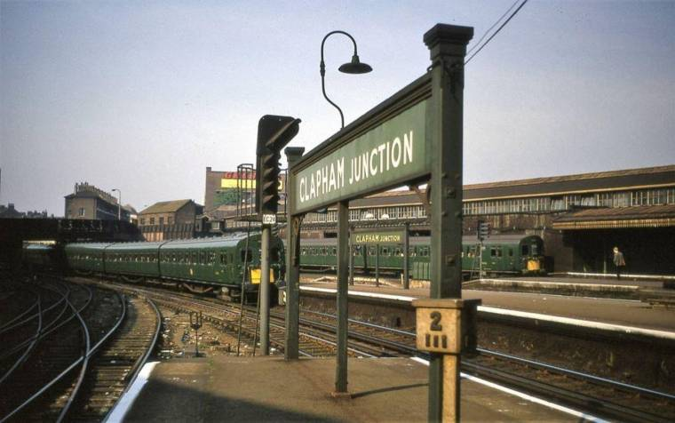 clapham junction 1024x641 - TfL news: Fascinating vintage photos show London Tube network from the 1960s to 1980s