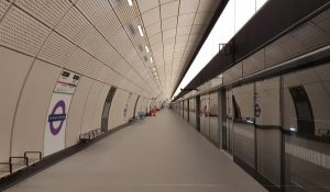 elizabeth line tcr 14 600x349 - Sneak preview of Crossrail's new Tottenham Court Road station