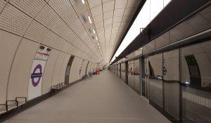 elizabeth line tcr 14 600x349 - Sneak preview of Crossrail's new Tottenham Court Road station