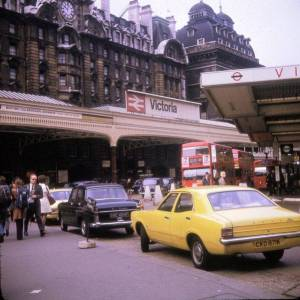 victoria - TfL news: Fascinating vintage photos show London Tube network from the 1960s to 1980s