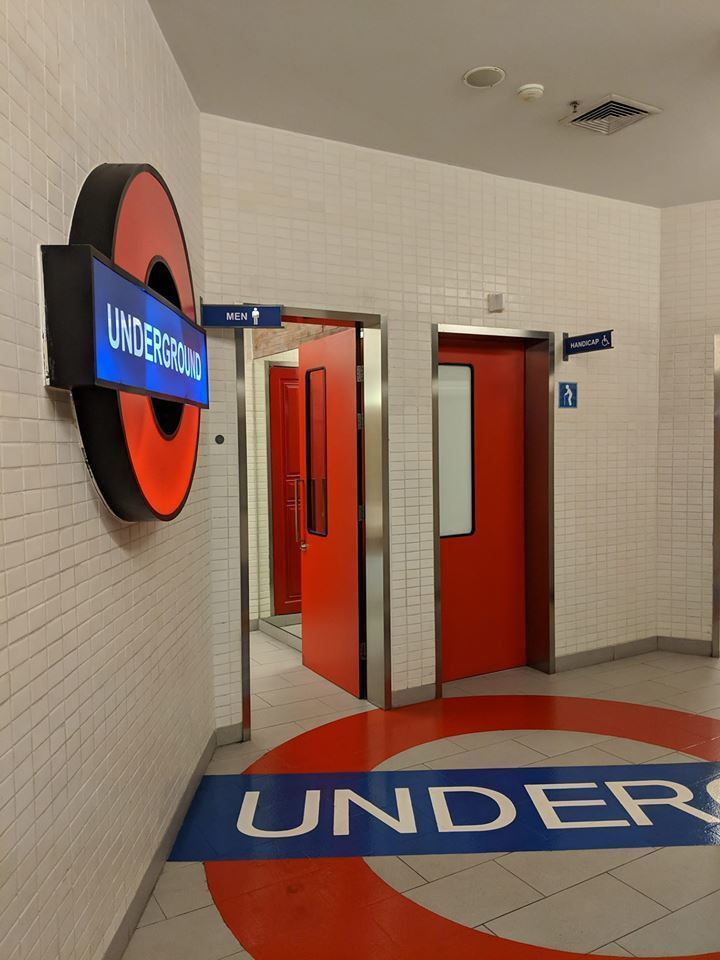 tube toilets bangkok - Have You Seen These Tube Themed Toilets?