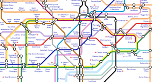 0 Central - Amazing map reveals what the London Underground will look like in 20 years