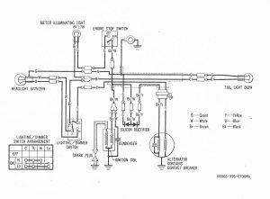 Project: 1976 Honda MR250 Elsinore  Last Moto
