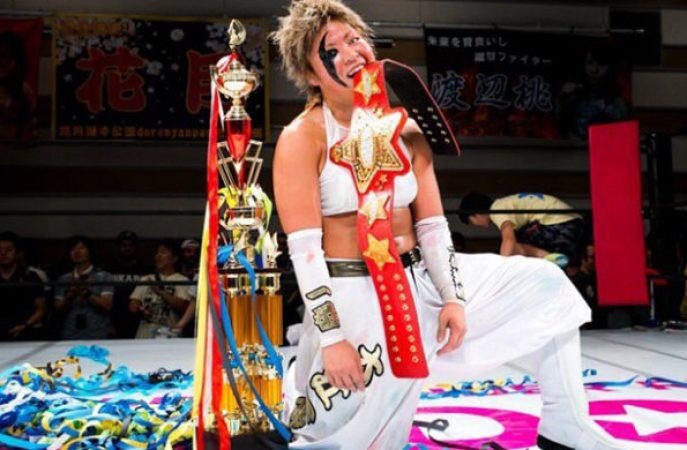 Kagetsu Will Make Her Wrestling Return for Hana Kimura's Memorial Event
